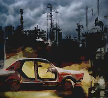 Wasteland by blacknight
