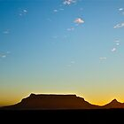 Table Mountain by Daniel Mulcahy