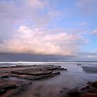 Turimetta beach gutter by Doug Cliff