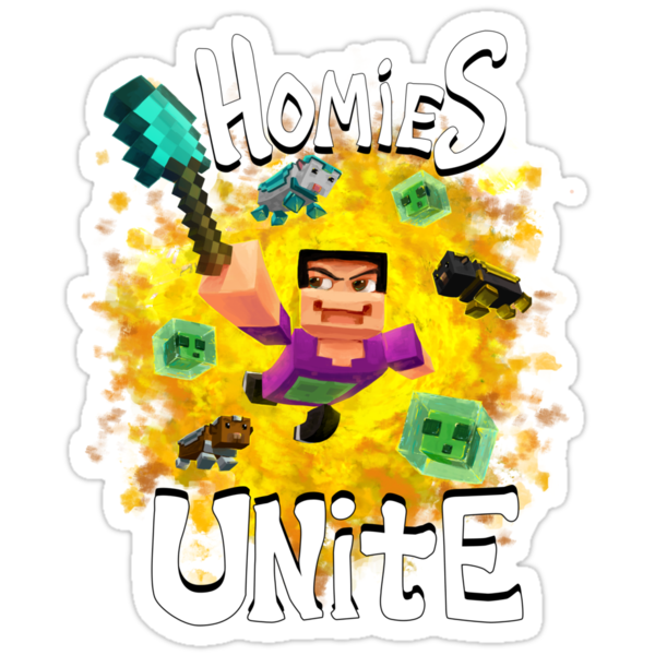 Homies Unite! by SlyFoxHound