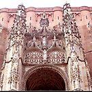 Splendid meridional gothic cathedral by daffodil