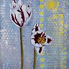 """ Rems Favourite"" Tulips by Susan Duffey"