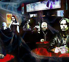 Wrong Cafe by Nadya Johnson