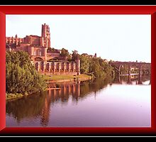 Albi - Ste Cecil cathedral  by daffodil