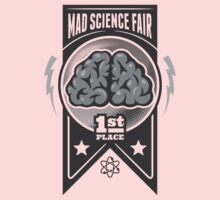 First Place at the Mad Science Fair Kids Clothes
