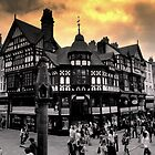 Chester City Centre by shauncompton