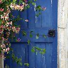 ... a blue door by Rachel Kendall