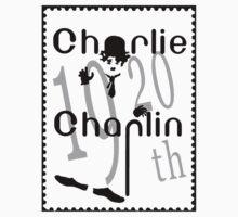 Chaplin - T-shirt by Madri