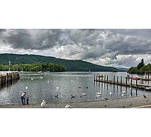View over Windermere Photographic Print