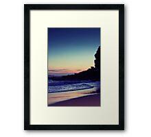 At Day's End Framed Print