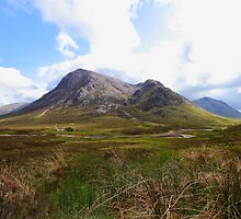 Buachaille Etive Mor........Glen Coe by Paul Bettison