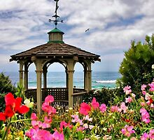 A Garden by the Sea by Barbara  Brown