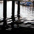 murky water under the bridge by Matt Stojko