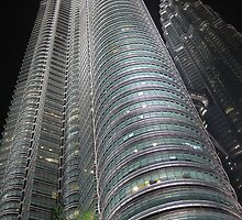 Petronas Towers by Dean Cunningham