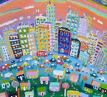 Traffic jam sandwich by Kerry  Thompson
