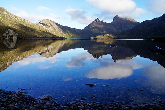 Dove Lake by Jazz08