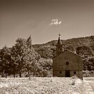 Lonely Church by Karen Havenaar