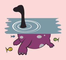 Loch Ness Monster Kids Clothes