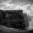 Cliffs of Moher by Mark Hyland