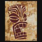 Tiki Original Painting  by Macula