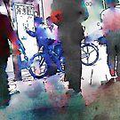 on the street by marcwellman2000
