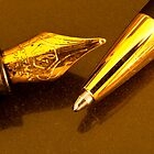 Pens- Ancient and Modern? by Kelvin Hughes
