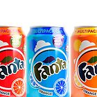 Different Fanta's by BenDevenish