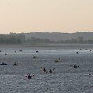 South Dakota Kayak Challenge by Dawne Olson