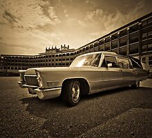 Hearse by MasonJarMedia