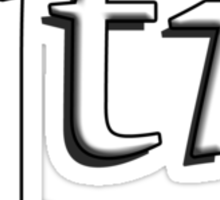 qtπ - cutie pie Sticker