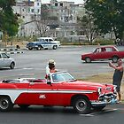 Classic Red De Soto by Maggie Hegarty