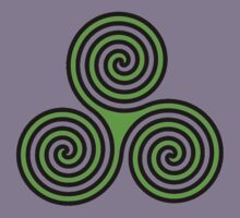 Triple Spiral by halo13del