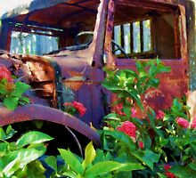 Rusty Steel by Debbi Granruth