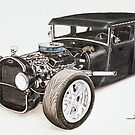 Rat Rod by Shane Highfill