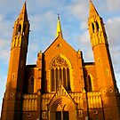 Sacred Heart Cathedral, Bendigo by Matthew Sims