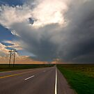 Tornado Road by MattGranz