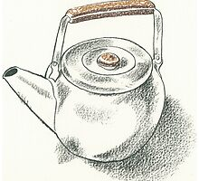 Drawing Day - Teapot by IanB