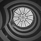 Solomon R. Guggenheim Museum - New York by fionapine