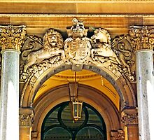 Architect put his stamp on the Post Office by TonyCrehan