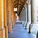 Colonial Colonnade by TonyCrehan