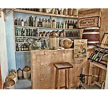 The Backroom Bar Photographic Print