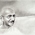 Gandhi by Ayan Ghoshal