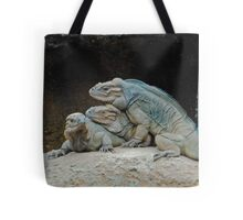two's company three's a crowd Tote Bag