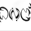 Drawing Day Ambigram by Pete Janes
