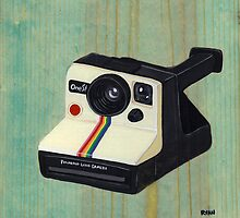 Polaroid Camera by Ryan Conners