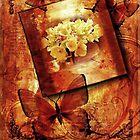 *Hydrangea & Butterflies Compilation* by Darlene Lankford Honeycutt