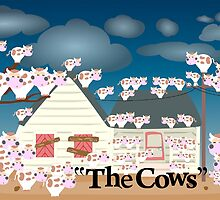 The Cows by Sonia Pascual