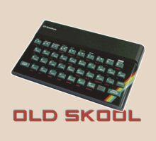Spectrum Old Skool by destinysagent