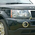 The Range Rover by Lou Wilson