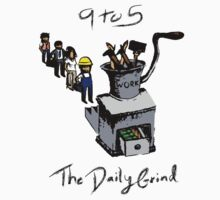 The daily grind! by DGiustarini